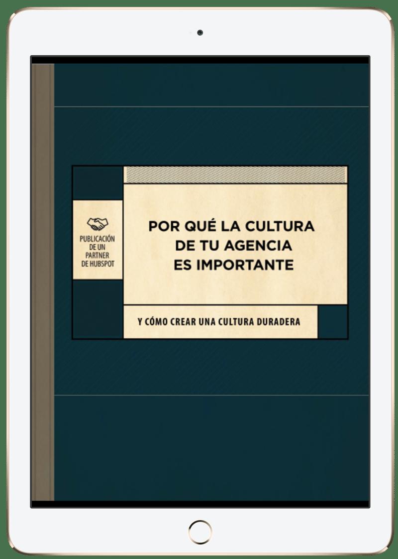 crear cultura en agencia marketing