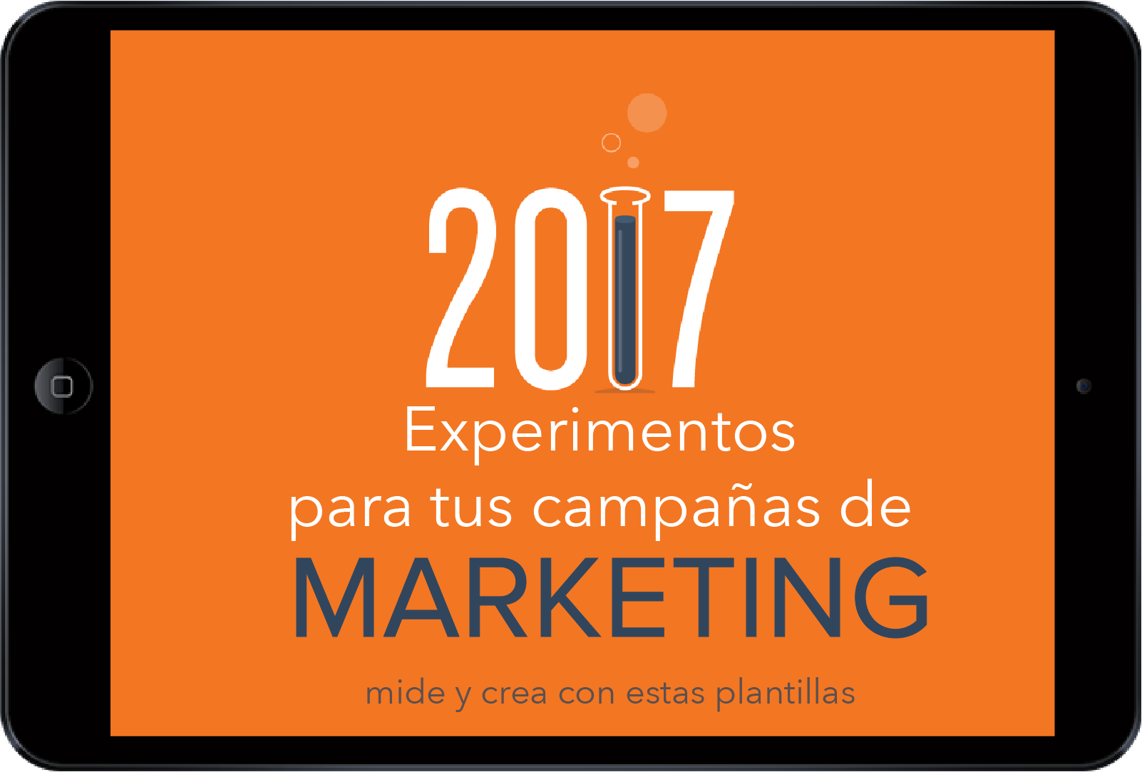 Plantillas para experimentos de marketing de crecimiento 2017