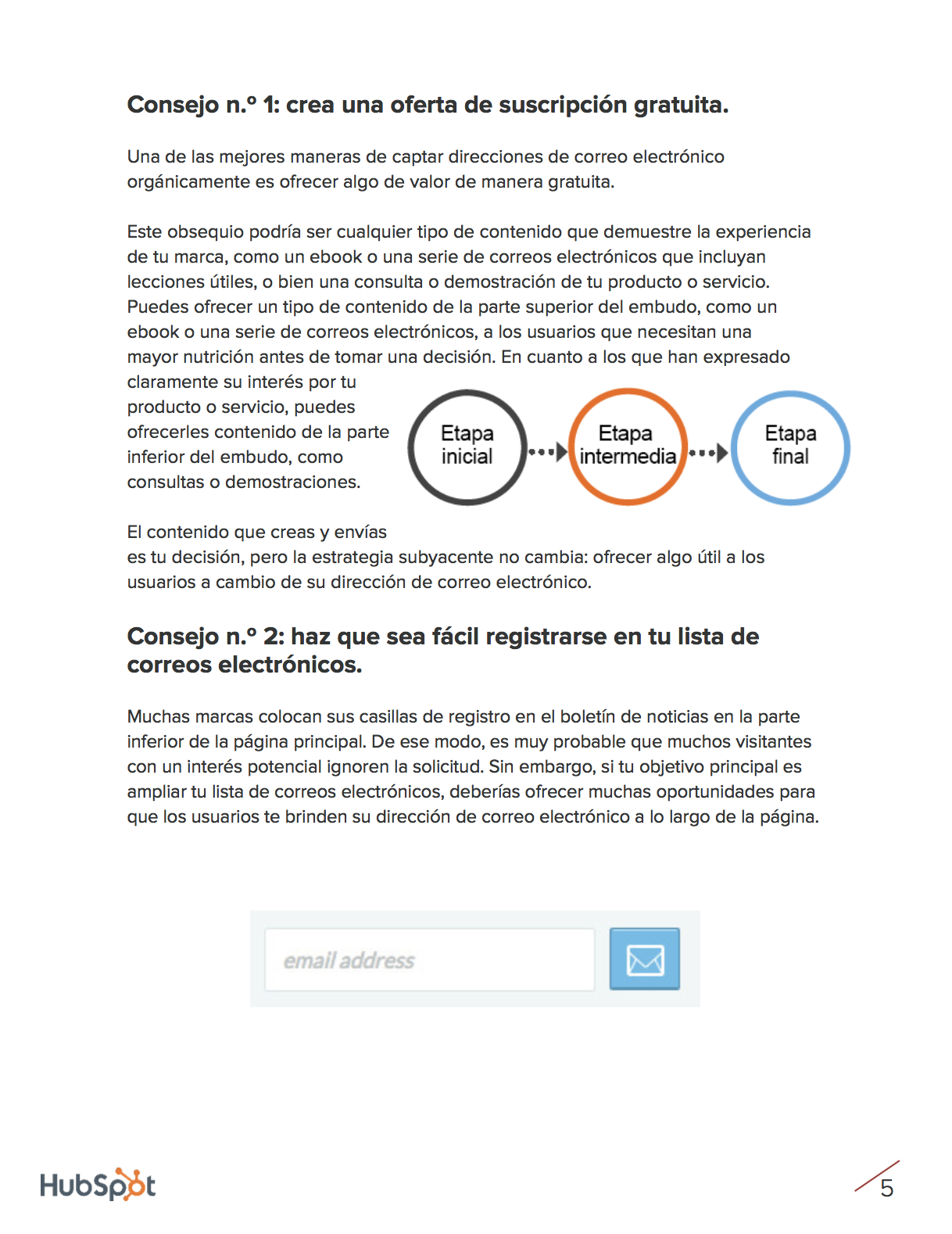 Guia principiantes de email marketing 2
