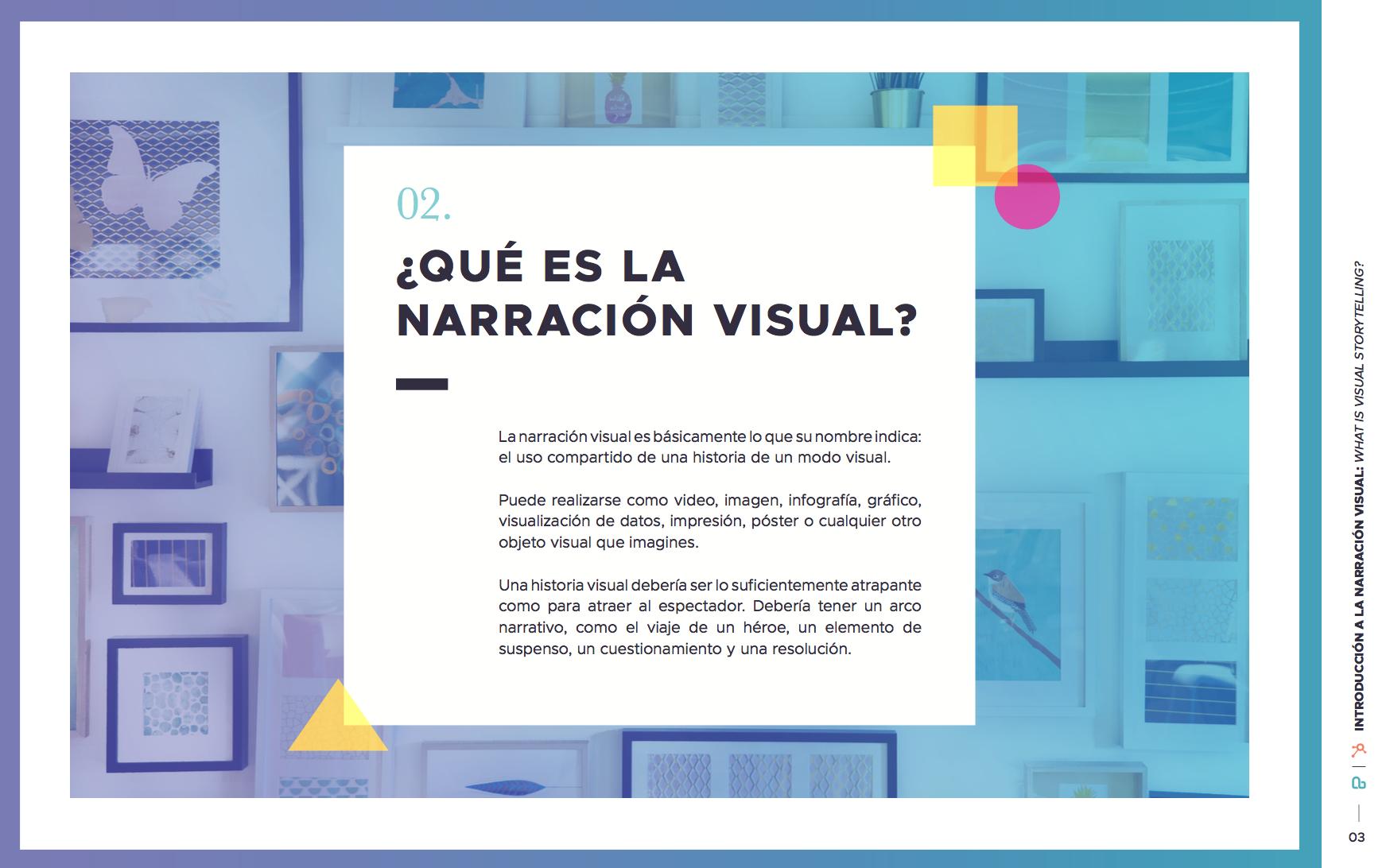 Introduccion a la narracion visual 4