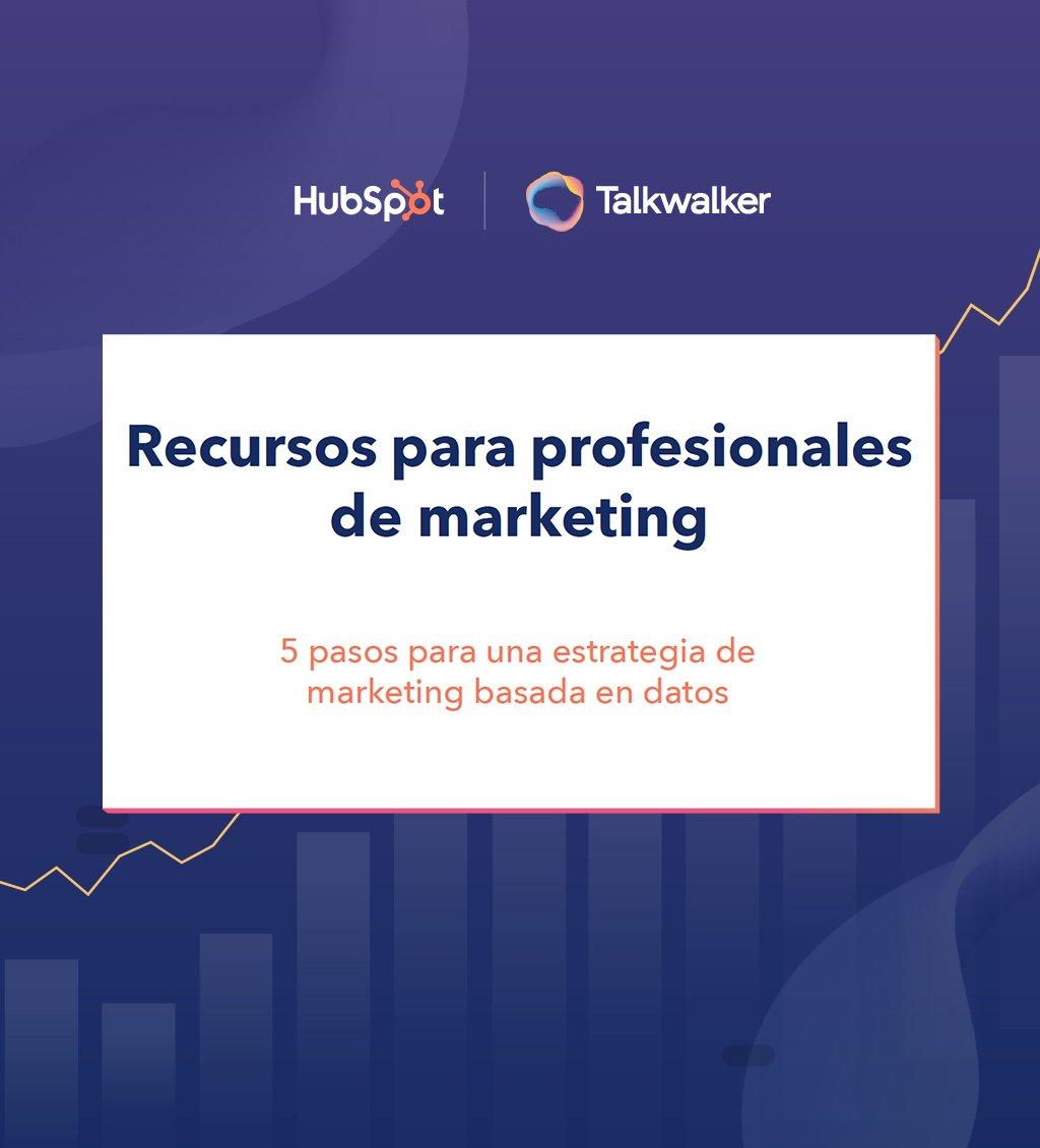 Recursos para profesionales de marketing