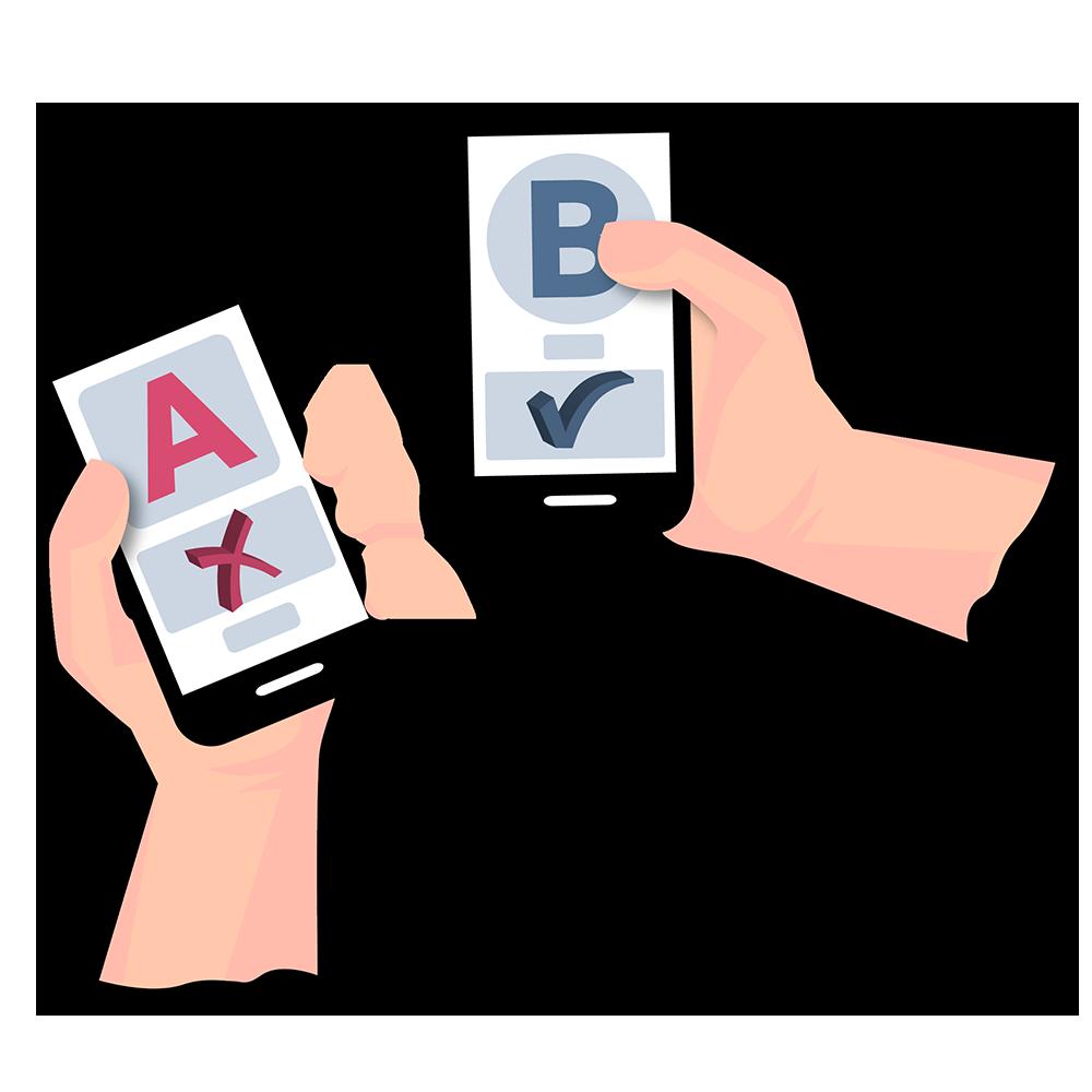 Cómo hacer un A/B testing en marketing