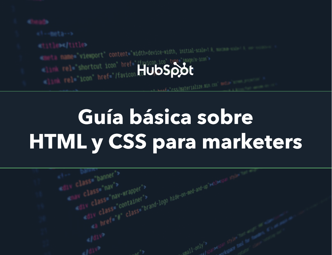 HTML portada
