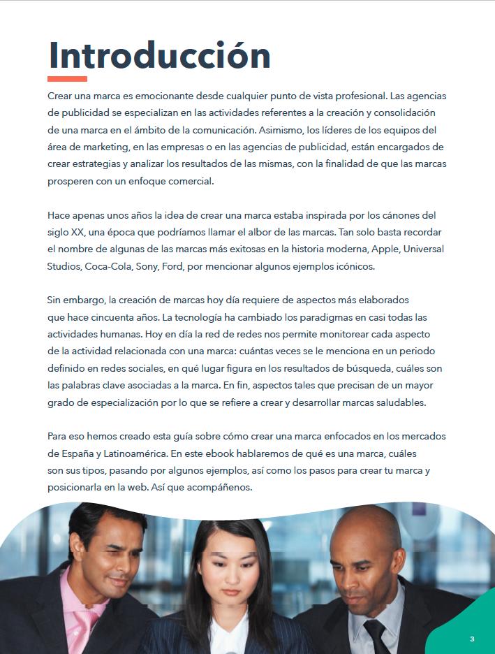 Cómo crear una marca exitosa en España y Latinoamérica
