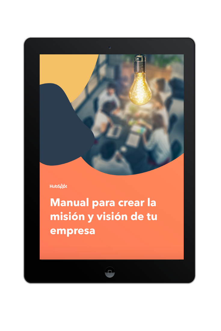 Misión y Visión Manual