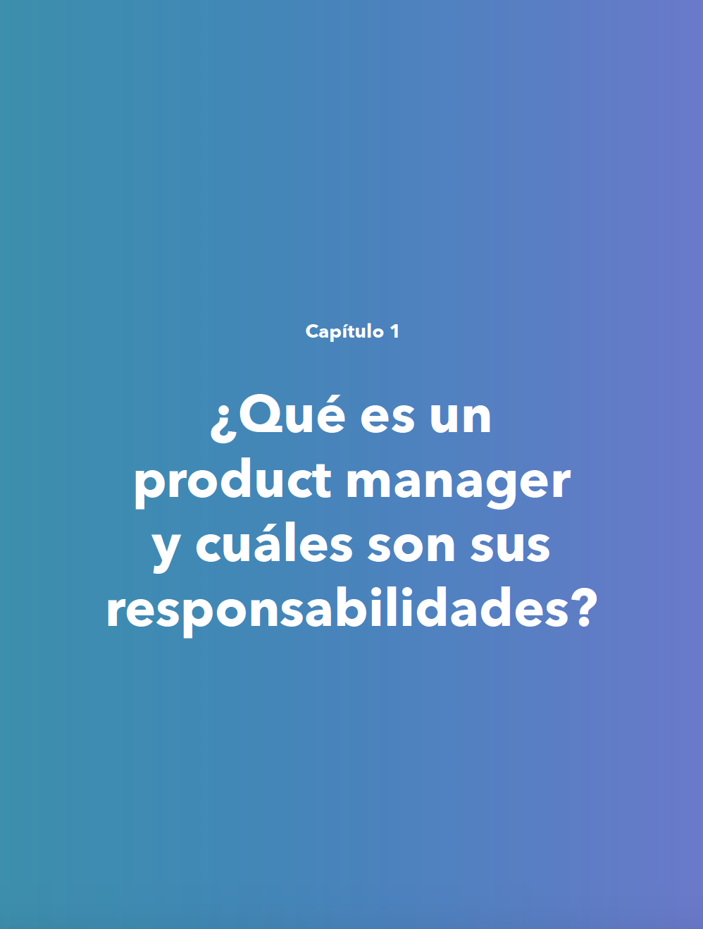 Product Management 3