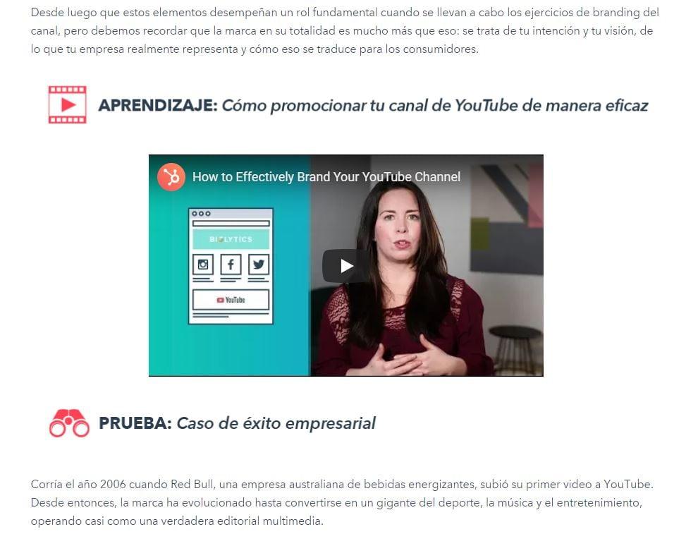 YouTube para empresas 3