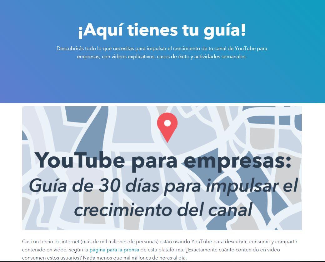 Youtube para empresas 1