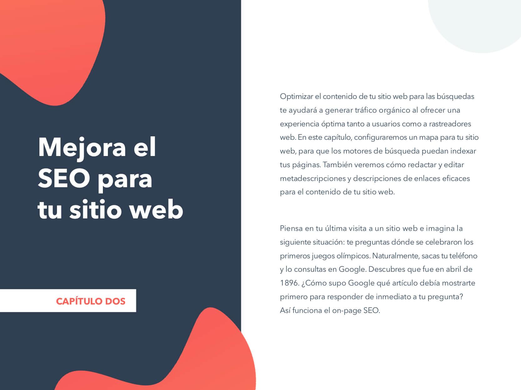 Cómo optimizar el rendimiento de tu sitio web para aumentar el tráfico y los leads ch2