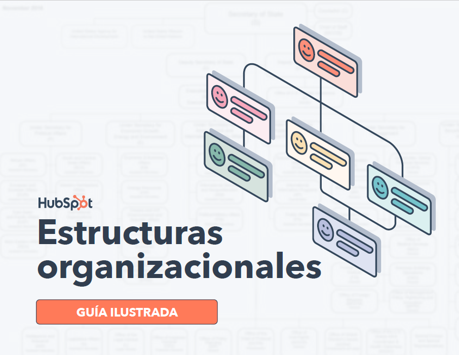 Estructuras organizacionales - ebook 1