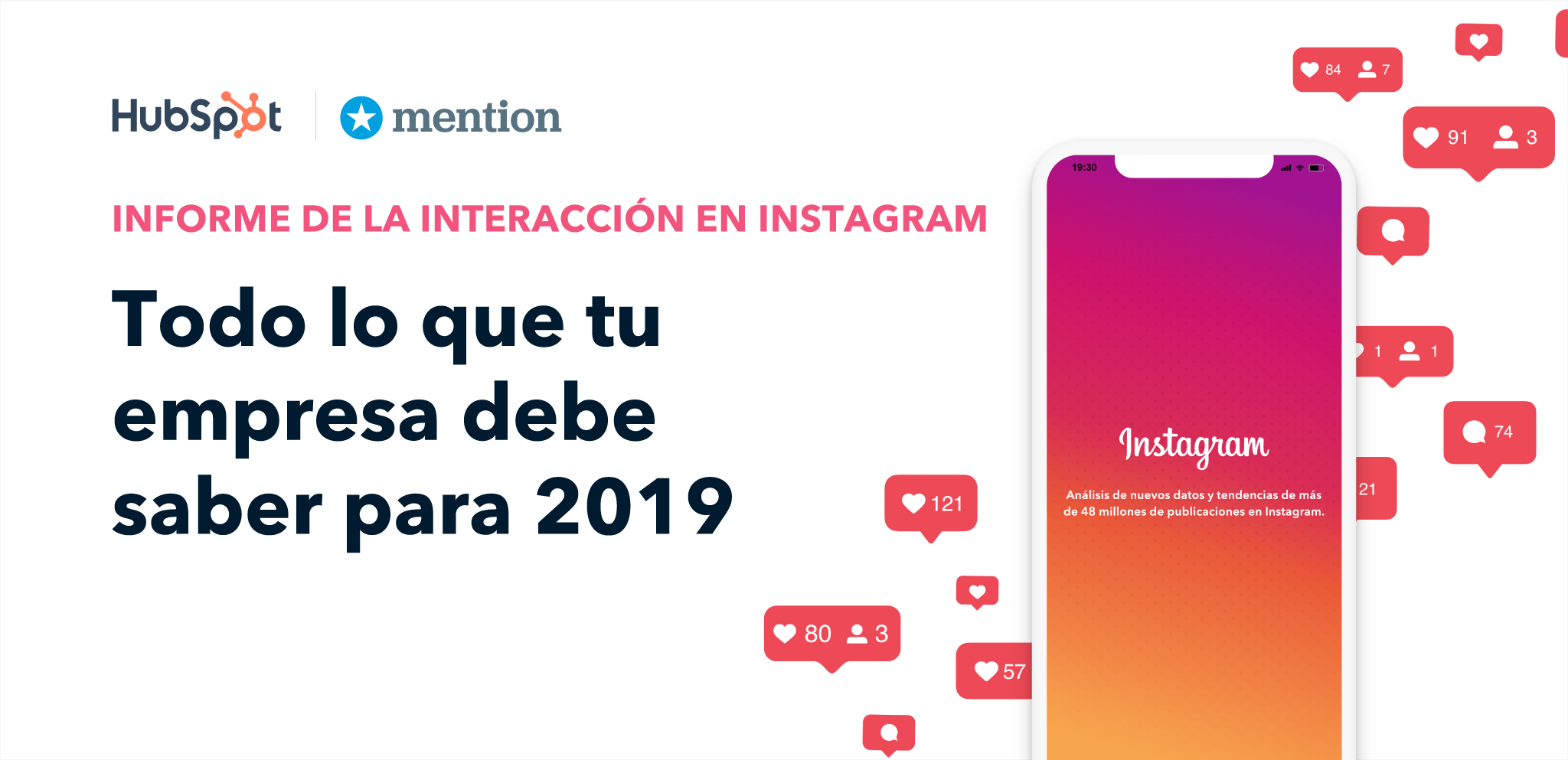 Interacciones - engagement en Instagram