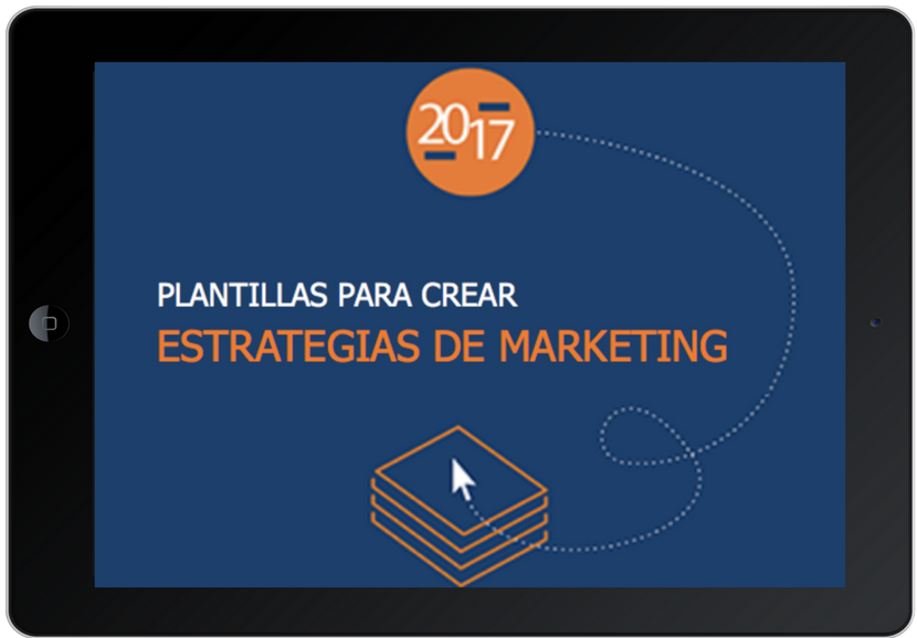 Plantillas para crear estrategias de marketing