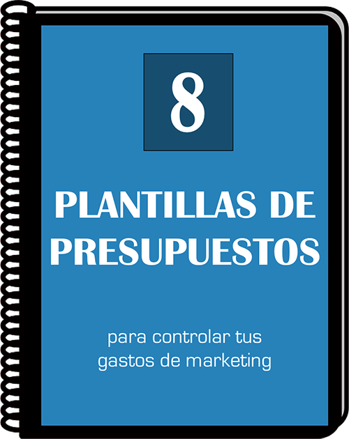 Plantillas de presupuestos de marketing