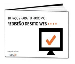 Pasos para el rediseño de un sitio web