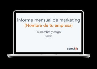 Reportes marketing