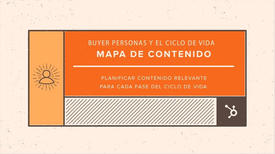 Plantillas gratis para hacer mapas de contenido
