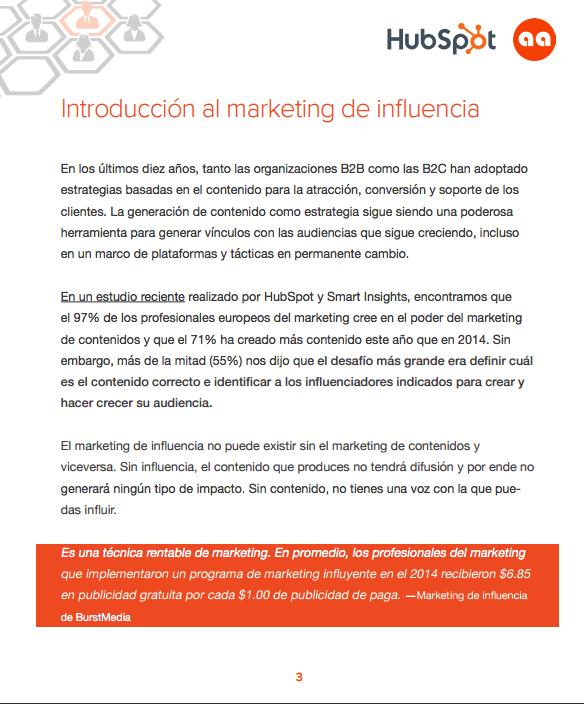 Guía para hacer marketing de influencia