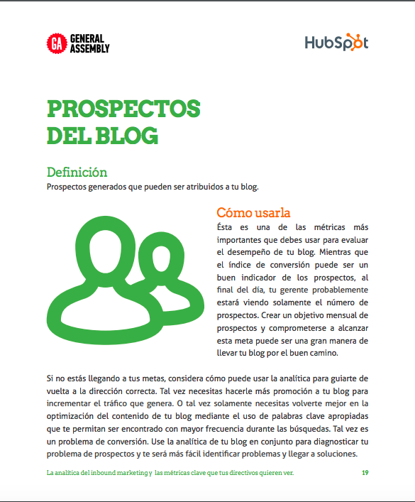 Analítica de inbound marketing