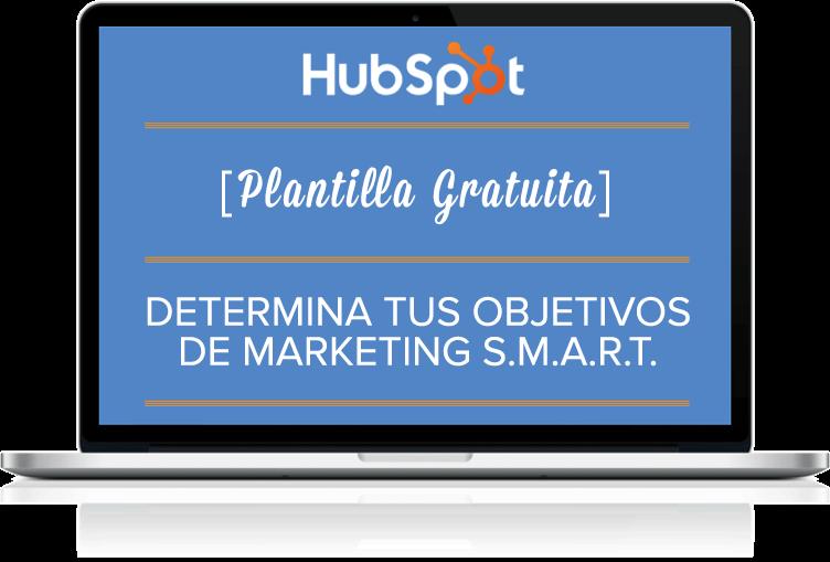 Determina tus objetivos de marketing SMART