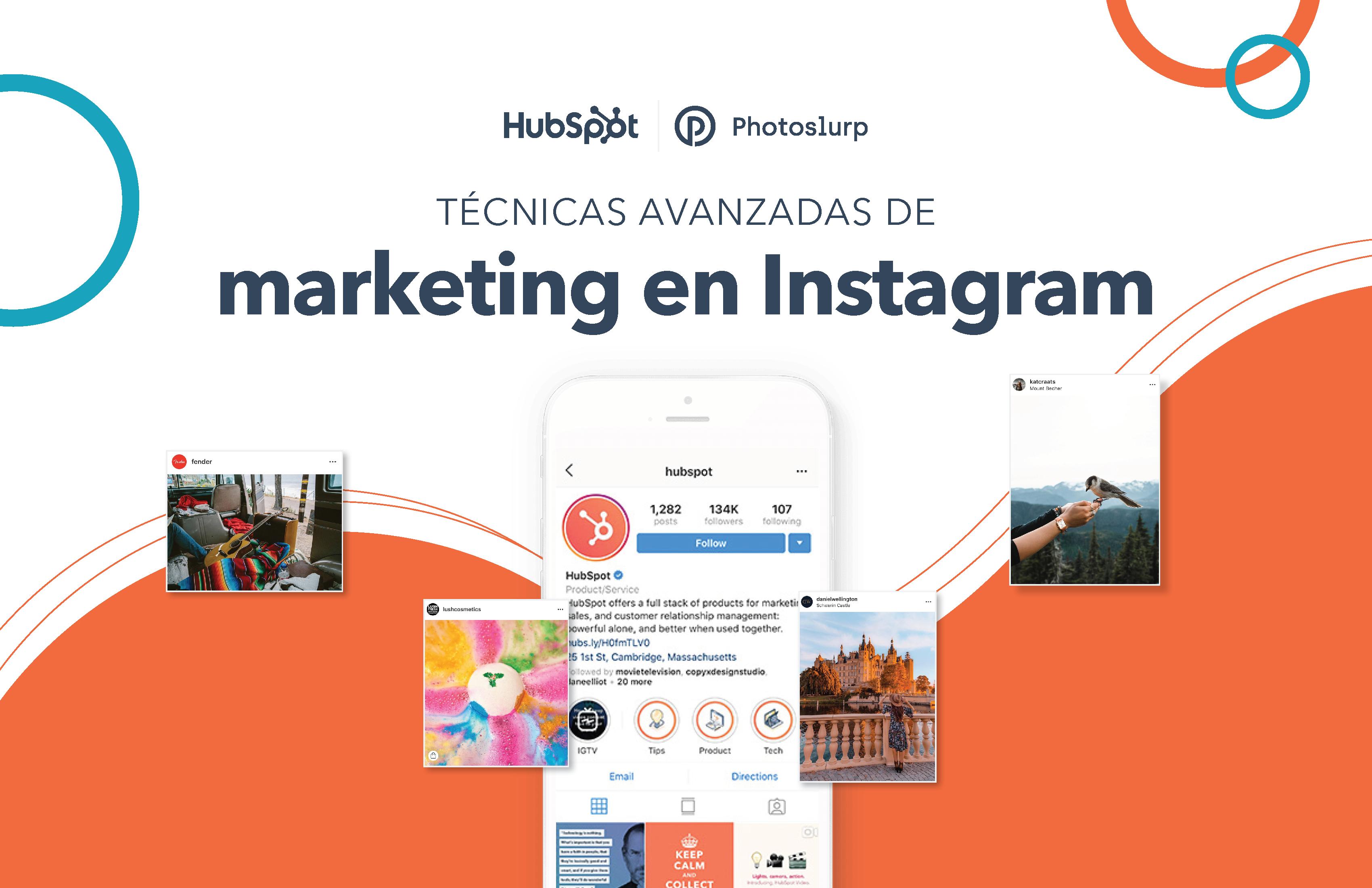 técnicas de marketing en Instagram