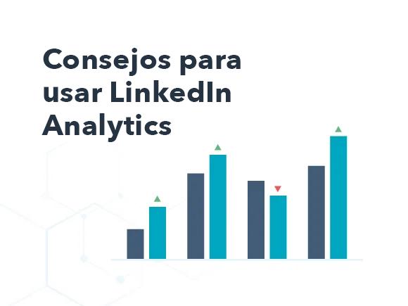 Consejos para LinkedIn Analytics