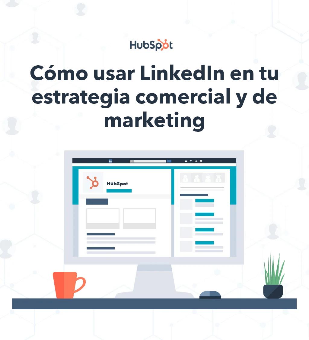 Ebook sobre estrategia comercial y de marketing en LinkedIn