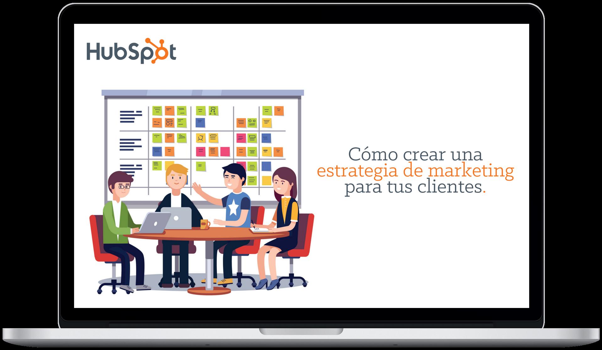 cómo crear una estrategia de marketing para tus clientes