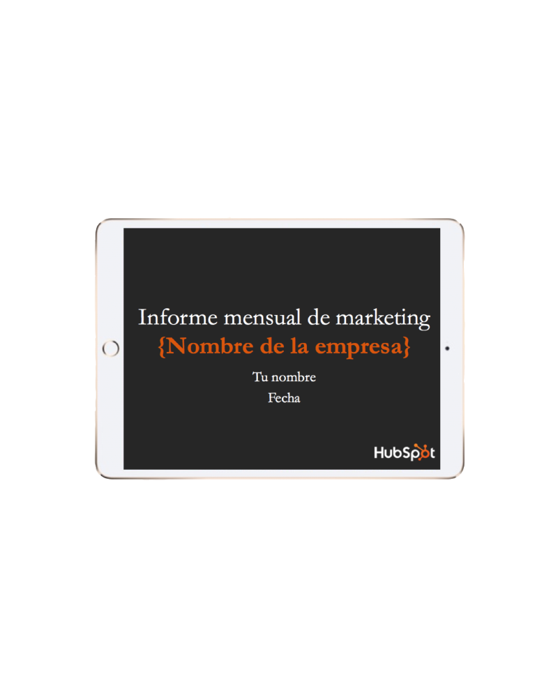 Informe Marketing