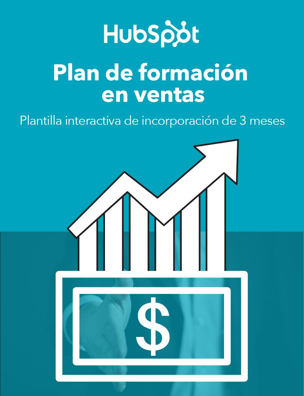 Plan de formación en ventas